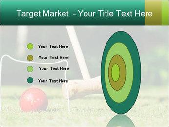 Croquet in the garden PowerPoint Templates - Slide 84