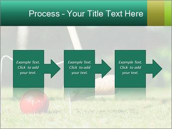Croquet in the garden PowerPoint Templates - Slide 88