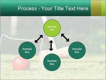 Croquet in the garden PowerPoint Templates - Slide 91