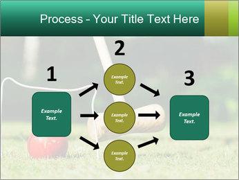 Croquet in the garden PowerPoint Templates - Slide 92