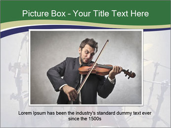 Young musician PowerPoint Template - Slide 16