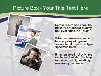 Young musician PowerPoint Template - Slide 17