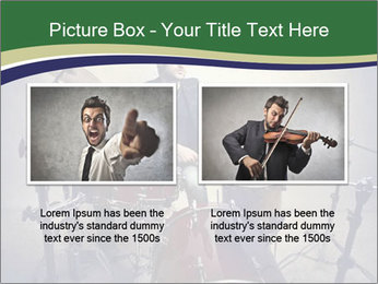 Young musician PowerPoint Template - Slide 18