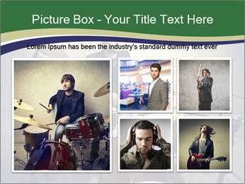 Young musician PowerPoint Template - Slide 19