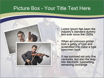 Young musician PowerPoint Templates - Slide 20