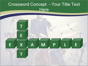 Young musician PowerPoint Template - Slide 82