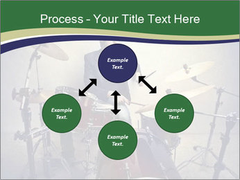 Young musician PowerPoint Template - Slide 91