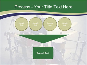 Young musician PowerPoint Template - Slide 93