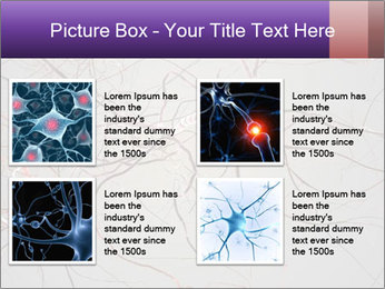 Neuron cells PowerPoint Template - Slide 14