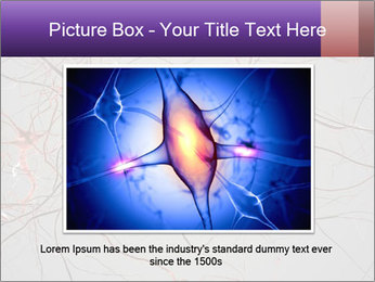 Neuron cells PowerPoint Template - Slide 16