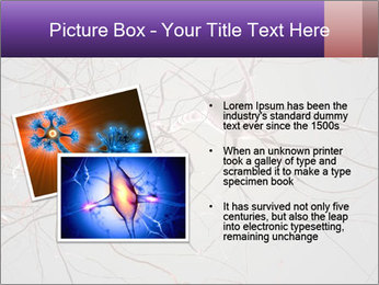 Neuron cells PowerPoint Template - Slide 20