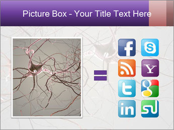 Neuron cells PowerPoint Template - Slide 21