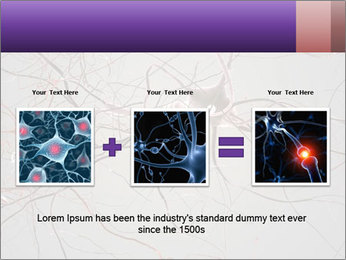 Neuron cells PowerPoint Template - Slide 22