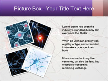 Neuron cells PowerPoint Template - Slide 23
