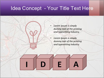 Neuron cells PowerPoint Template - Slide 80