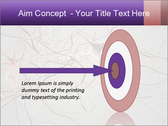 Neuron cells PowerPoint Template - Slide 83