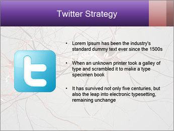 Neuron cells PowerPoint Template - Slide 9