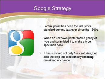 Woman Enjoying PowerPoint Templates - Slide 10