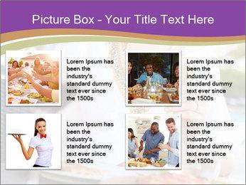 Woman Enjoying PowerPoint Templates - Slide 14