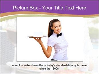 Woman Enjoying PowerPoint Templates - Slide 15