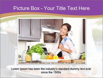 Woman Enjoying PowerPoint Templates - Slide 16