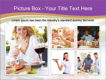 Woman Enjoying PowerPoint Templates - Slide 19