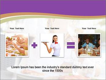 Woman Enjoying PowerPoint Templates - Slide 22