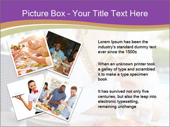 Woman Enjoying PowerPoint Templates - Slide 23