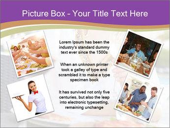Woman Enjoying PowerPoint Templates - Slide 24
