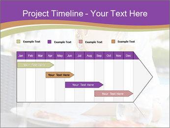 Woman Enjoying PowerPoint Templates - Slide 25