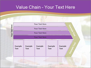 Woman Enjoying PowerPoint Templates - Slide 27