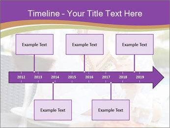 Woman Enjoying PowerPoint Templates - Slide 28