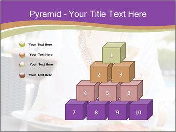 Woman Enjoying PowerPoint Templates - Slide 31