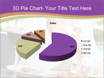 Woman Enjoying PowerPoint Templates - Slide 35