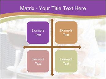 Woman Enjoying PowerPoint Templates - Slide 37