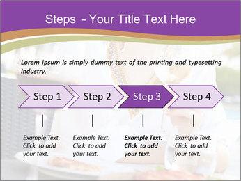 Woman Enjoying PowerPoint Templates - Slide 4