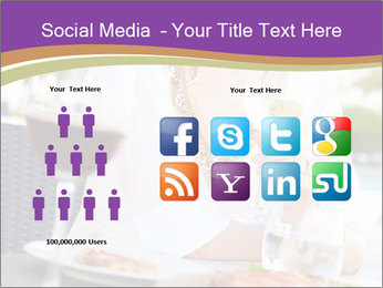Woman Enjoying PowerPoint Templates - Slide 5