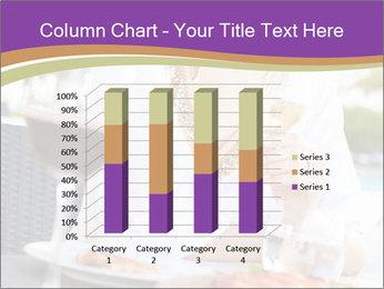 Woman Enjoying PowerPoint Templates - Slide 50