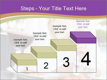 Woman Enjoying PowerPoint Templates - Slide 64