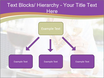 Woman Enjoying PowerPoint Templates - Slide 69