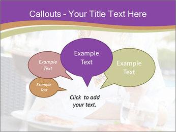 Woman Enjoying PowerPoint Templates - Slide 73