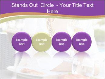 Woman Enjoying PowerPoint Templates - Slide 76