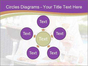 Woman Enjoying PowerPoint Templates - Slide 78