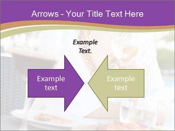 Woman Enjoying PowerPoint Templates - Slide 90
