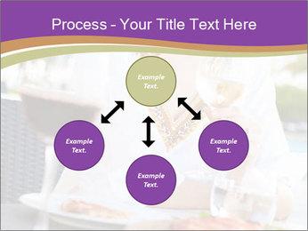 Woman Enjoying PowerPoint Templates - Slide 91