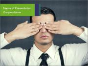 See no Evil PowerPoint Templates