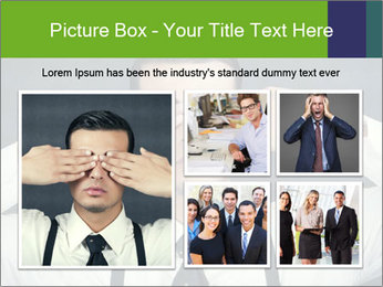 See no Evil PowerPoint Templates - Slide 19