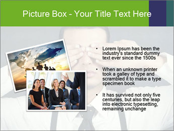 See no Evil PowerPoint Templates - Slide 20