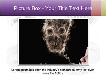 Fire detector PowerPoint Templates - Slide 15
