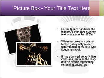 Fire detector PowerPoint Templates - Slide 20